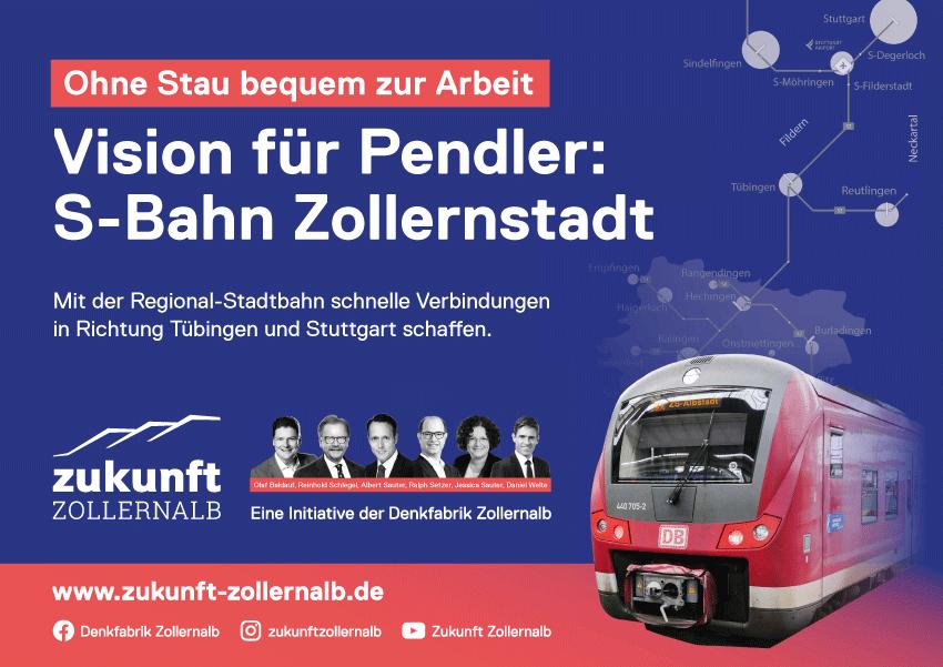 S-Bahn Zollernstadt